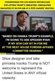 Ivanka trump fake princess cartoon