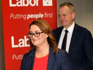 Justine Keay & Bill Shorten