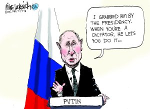 Trump Putin cartoon 3
